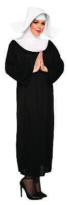 Nun Better Women's Adult Religious Halloween Costume