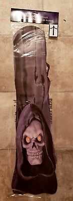 5 Ft Jointed Cutout Zombie Skeleton Halloween Party Prop Haunted House Décor - 5 Ft Skeleton
