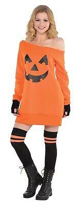 Pumpkin Off The Should Womens Adult Classic Costume Tunic