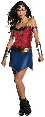 Womens Movie Wonder Woman Adult Dc Superhero Halloween Costume - Adult Wonder Woman Halloween Costume