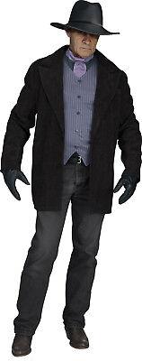The Gunfighter Herren Erwachsene Western Cowboy Halloween Costume-Std (Gunfighter Cowboy Kostüm)