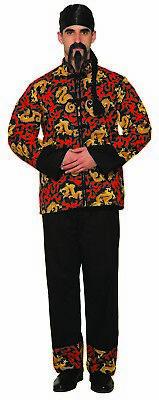 Drachen Prinz Herren Erwachsene Chinesisch Halloween Krieger (Chinesische Halloween)
