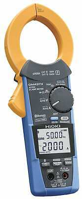 Hioki Cm4374 Acdc Clamp Meter 2000a W Bluetooth