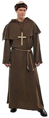 sene Religiös Priester Bruder Halloween Kostüm (Erwachsene Priester Kostüm)