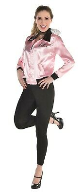 Grease Lightning Womens Adult Pink Ladies Movie Halloween Costume - Halloween Costumes Grease