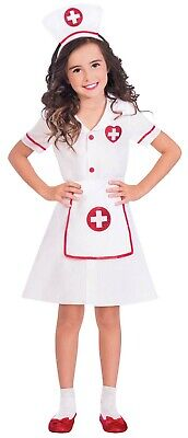 Darling Nurse Girls Child Doctor Medical Career Halloween Costume](Darling Girls)