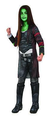 Gamora Avengers Endspiel Mädchen Kind Deluxe Marvel Superheld - Gamora Kostüm Kind