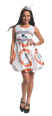 Bb-8 Womens Star Wars The Force Awakens Droid Halloween Costume