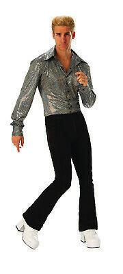 Boogie Man Mens Adult Disco 70S Dancer Halloween - Disco Dancer Halloween Kostüm
