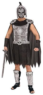 Gladiator Herren Erwachsene Römisch Griechisch Spartaner Halloween Costume-Std