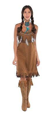 West Prinzessin Damen Erwachsene Regen Tanz Indianer - Indianer Kostüm Tanzen