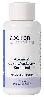 Kräuter-mundwasser Konzentrat, Homöopathieverträglich Gemischt von Apeiron