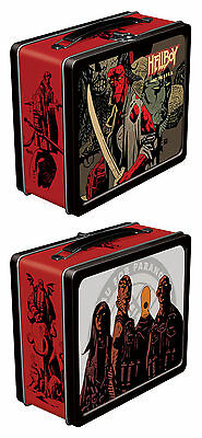 Dark Horse Hellboy and the B.P.R.D. Lunchbox