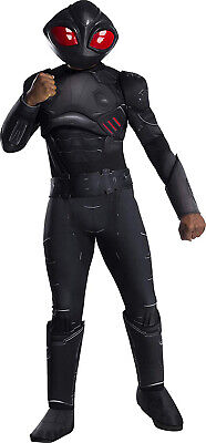 Black Manta Aquaman Dc Villain Deluxe Mens Adult Halloween Costume - Dc Villain Halloween Costumes