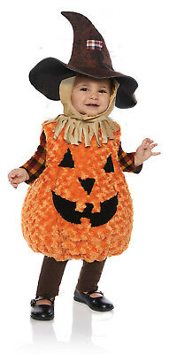Scarecrow Girls Toddler Belly Baby Plush Wizard Of Oz Costume