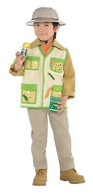 Explorer Amazing Me Boys Child Wilderness Guide Halloween Costume Kit](Awesome Costumes For Boys)