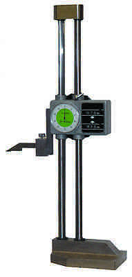 0 - 12 Double Beam Height Gage With Counter
