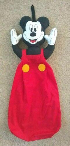 Vintage Disney Mickey Mouse Plush Diaper Stacker