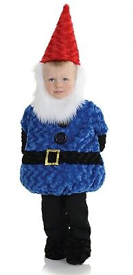 Underwraps Belly Babies Garden Gnome Plush Costume Baby Toddler Child Size](Gnome Costume Baby)