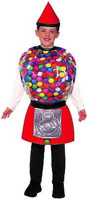 Gumball Machine Boys Funny Candy Dispenser Halloween - Funny Boy Kostüme