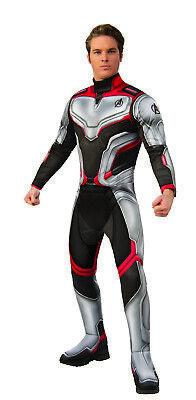 Team Suit Avengers Endspiel Erwachsene Deluxe Gepolsterter Superheld Kostüm ()