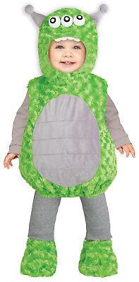 Lil Alien Jungen Kleinkind Grün Toy Story Plüsch - Aliens Toy Story Kostüm