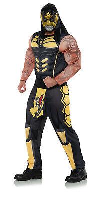 Penta Null Herren Erwachsene Lucha Libre Spanische Wrestler Halloween - Lucha Libre Kostüm