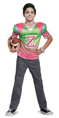Zed Football Jersey Classic Boys Child Disney Movie Zombie Halloween - Football Halloween Costumes For Boys