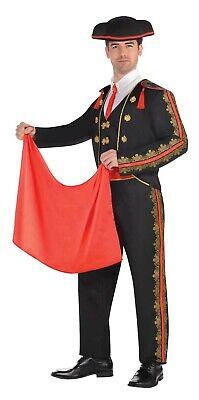 Bulle Dompteur Herren Erwachsene Spanisch Matador Halloween Kostüm