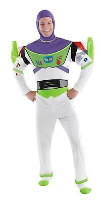 Erwachsene Disney Toy Story Buzz Lightyear Luxus Kostüm DG50549 ()