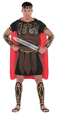 Centurion Mens Adult Roman Soldier Historical Halloween - Roman Soldier Halloween Costumes