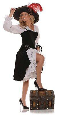 Hidden Treasure Sexy Pirate Adult Womens Halloween Costume](Hidden Treasure Pirate Costume)