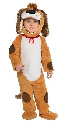 Playful Pup Deluxe Unisex Infant Puppy Dog Halloween Costume - Puppy Dog Infant Halloween Costumes
