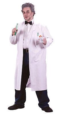 Verrückter Wissenschaftler Arzt Herren Erwachsene Halloween Kostüm - Kittel Halloween Kostüm