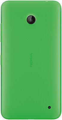 Original Nokia Lumia 630 635 Cover Battery Cover Housing Matte Green