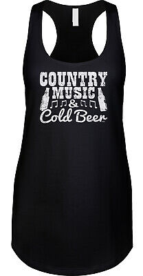 Country Music Cold Beer Party Concert Festival Drinking Tailgate Ladies (Tailgating Music)