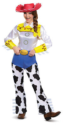 Jesse Womens Adult Disney Toy Story 4 Western Cowgirl Halloween Costume