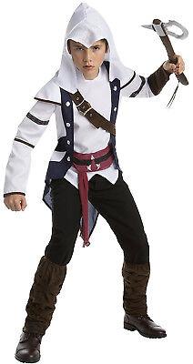 Assassins Creed Connor Classic Video Game Boys Teen - Game Boy Kostüm