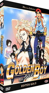 Golden Boy ( Kult Anime auf Deutsch ( 3 DVDs Komplette Serie ) NEU OVP