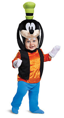Goofy Klassisch Jungen Kleinkind Mickey Maus Clubhaus Halloween Kostüm