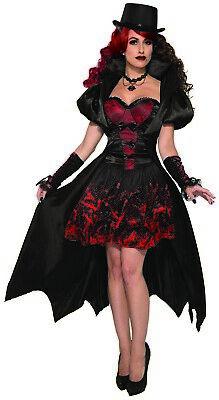 Immortal Prinzessin Damen Erwachsene Gothic Vampir Halloween - Erwachsene Vampir Halloween Kostüme