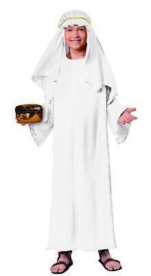 Wiseman Jungen Kind Religiös Weiß Shepard - Wiseman Kostüm Kind