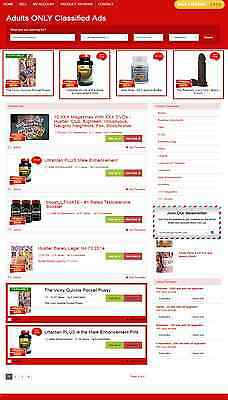 Adults Only Classified Ads Website Business For Sale Stocked Wlive Listings
