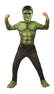 Hulk Avengers Endgame Boys Child Marvel Superhero Costume](Baby Hulk Costumes)