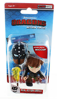 How To Train Your Dragon 3 25  Action Vinyl  Hiccup
