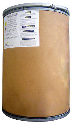 Copper Oxide Cuo Cas1317-38-0 Tech Grade 98 Fine Powder 400 Lb Drum