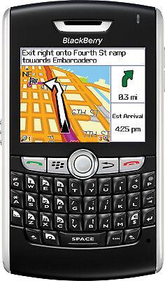 BlackBerry Curve 8820 - Black (Unlocked) Smartphone Factory -
