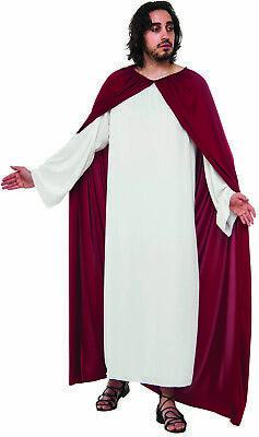 Adult Jesus Mens Religious Biblical Christmas Holiday Halloween Costume