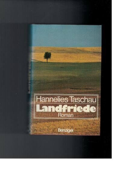 Hannelies Taschau - Landfriede - 1978