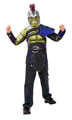 Hulk Gladiator Boys Child Superhero Halloween Costume Window Box Set-Os](Gladiator Halloween)
